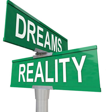 ideas for the struggle 12 do not confuse desires with reality